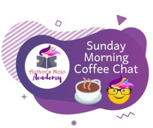 Sunday morning coffee chat